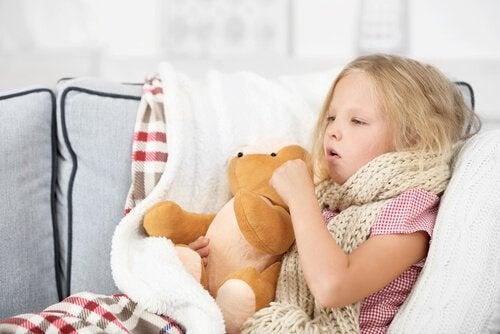伝染性単核症:子どもにおける対処法