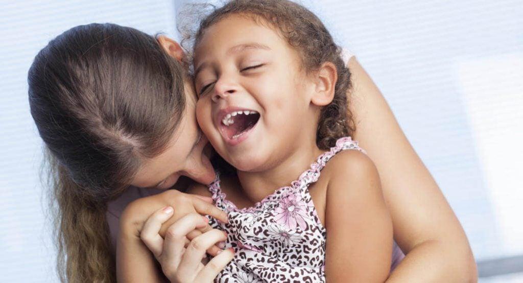 愛情が形作る子供の性格