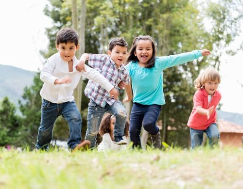 0~5歳の子どもの運動発達