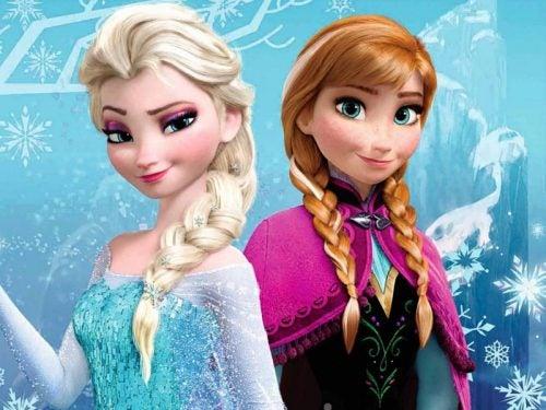 アナと雪の女王に見る姉妹愛の力