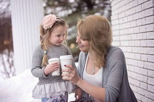母親から母親へのアドバイス