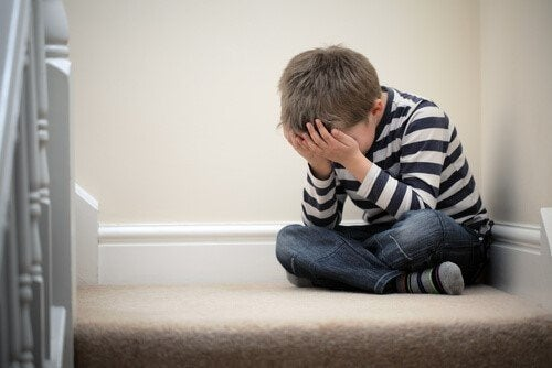 子どもが不安を感じる時