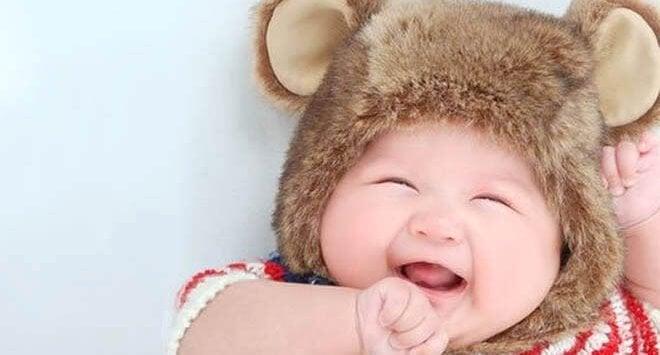 5か月目の赤ちゃん 生後5ヶ月