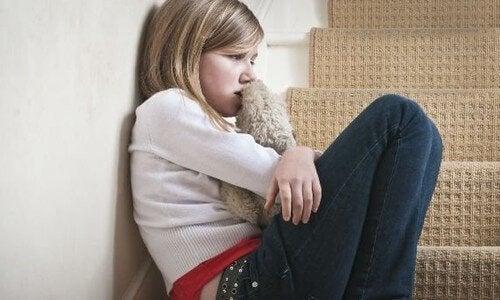 児童虐待の影響