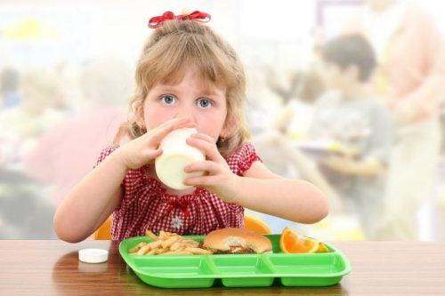 子供の食生活の悪さが引き起こす結果