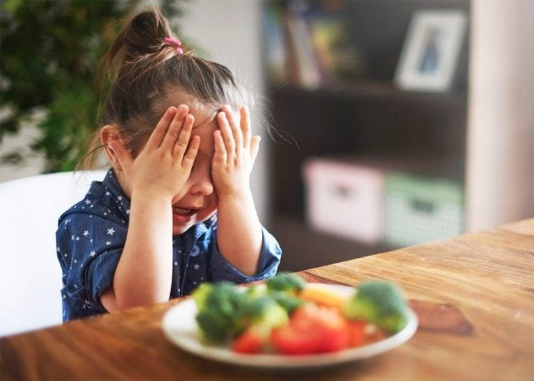子どもの 食生活 -野菜