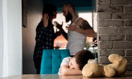 児童虐待 と子どもへの影響