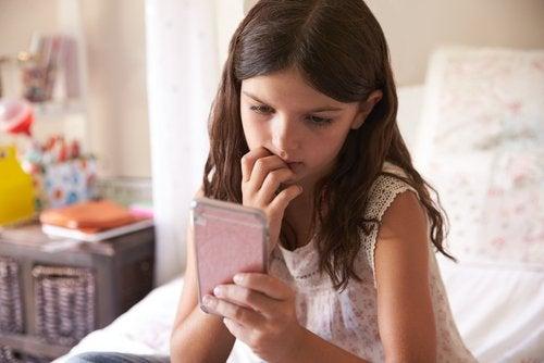 子供のテクノロジー利用