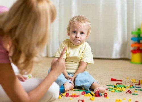 どうやって子供に上手くダメと言えばいいの?