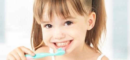 子どもの乳歯の抜け方
