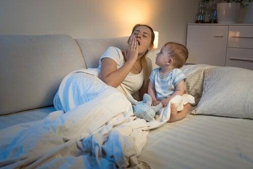 赤ちゃんの睡眠スケジュールが乱れたらどうすればいいの?