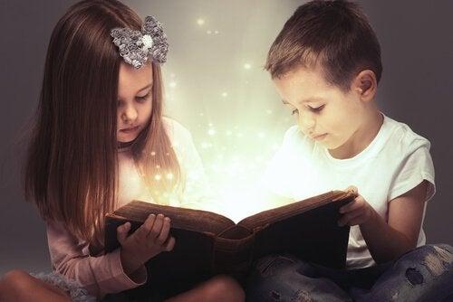 童話を読む