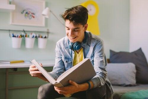 若者と読書