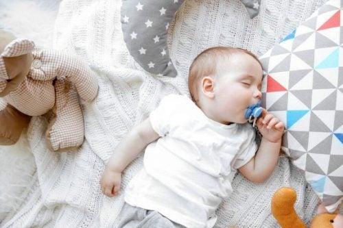ウンパルンパ法で寝かし付ける