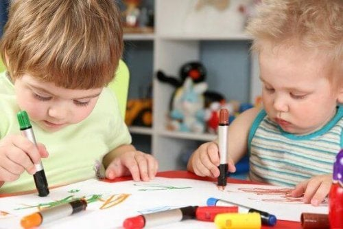 子どものお絵描きに表現される意味とは?