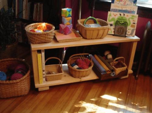 道具 教室の整理整頓