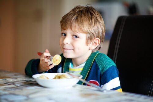 幼少期からヘルシーな食生活を送ることの大切さ
