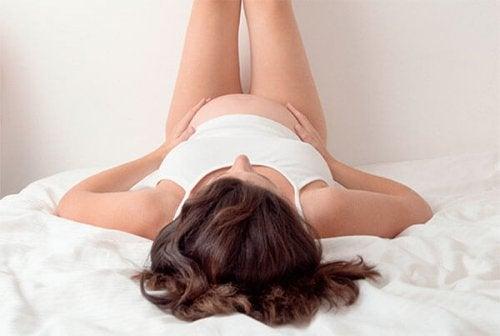 妊娠中の肌のかゆみ