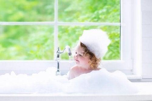 お風呂の時間:大切さと実践的なアドバイス
