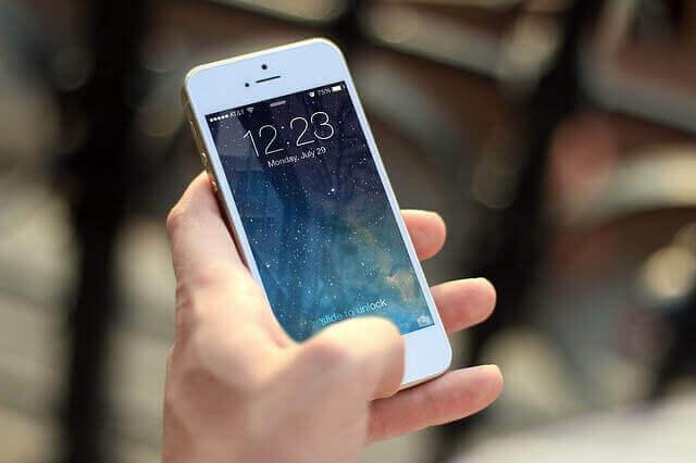 携帯電話依存症について
