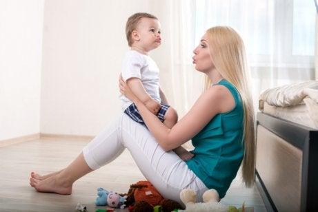 赤ちゃんの発話を助けるために