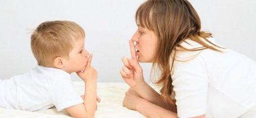 子どもに静寂の美を教えること