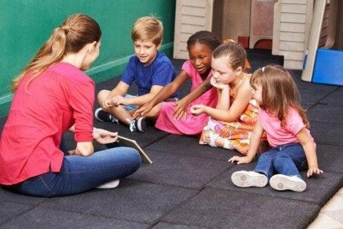 子どもにいざこざの解決方法を教える3つのゲーム