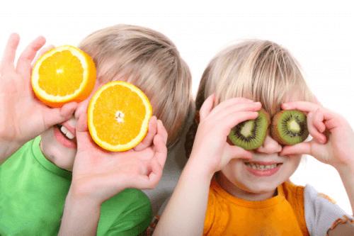 柑橘類-子供