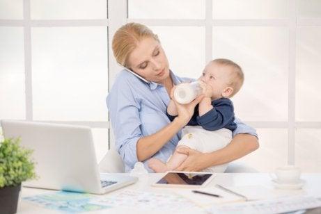 スペインの働く女性の持つ権利 育児休暇 時短勤務 スペイン 女性