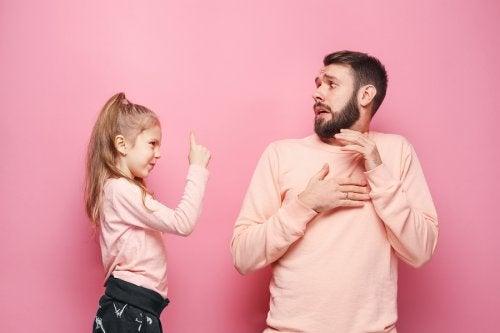 親の権限 に対する現代の考え方