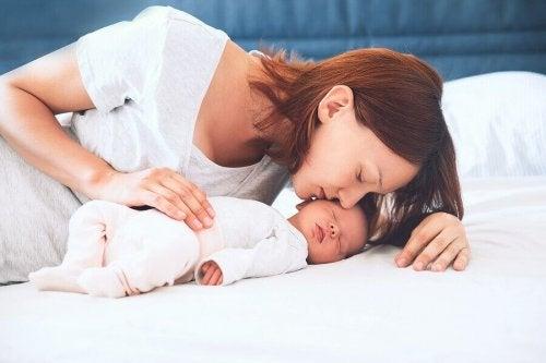 母親の愛情は特別なもの