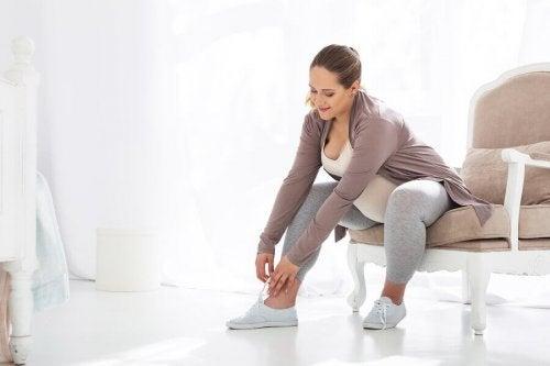 妊婦に最適な靴とは?