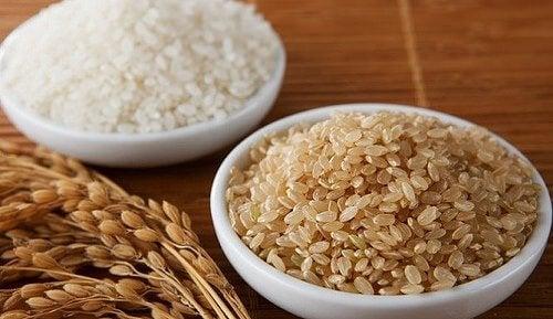 炭水化物 が豊富な玄米ピューレ