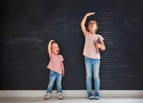 女の子の成長は何歳くらいでストップするのだろう?