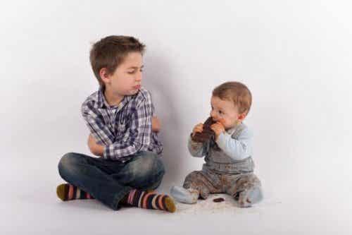兄弟ができたときに知っておきたい:兄弟の嫉妬を避けるには?