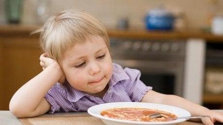 子ども  食べたがらない