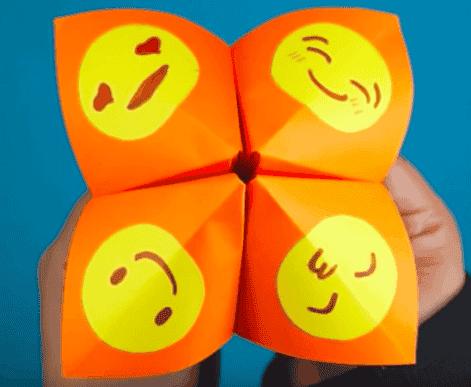 感情を表現する折り紙:ココットについて