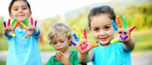 3歳から5歳の子どもにぴったりの工作3選