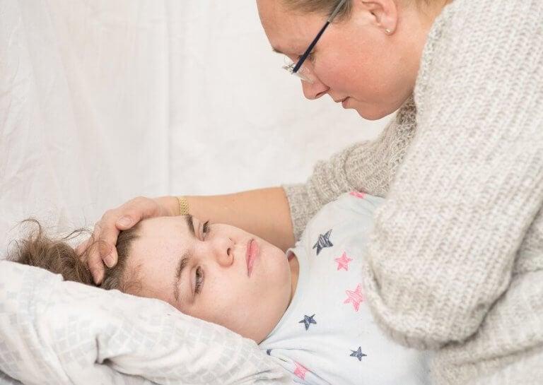 子どものてんかんの原因とは?その症状と治療法