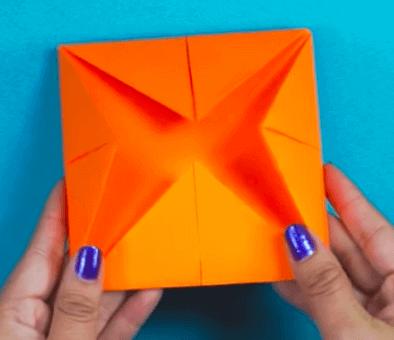 ココット   折り紙  感情  表現