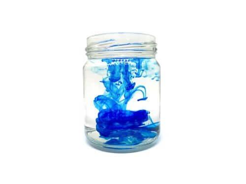 水の実験 実験 子供 水