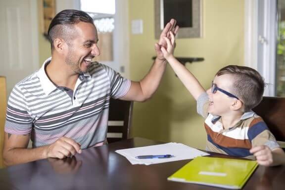 親のサポート 勉強ができる子になる  カギ