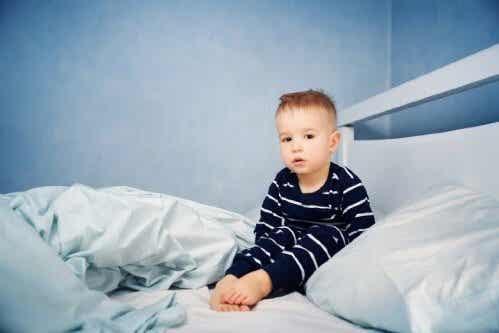 子どもによく見られる睡眠障害:原因と見極める方法