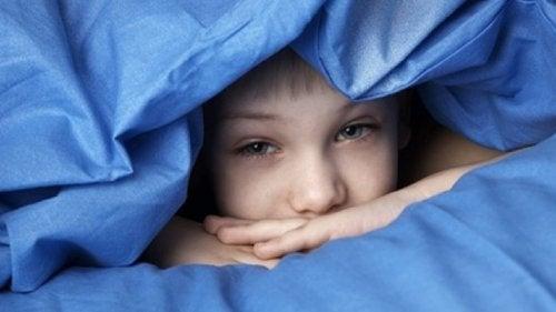睡眠障害 子ども 原因