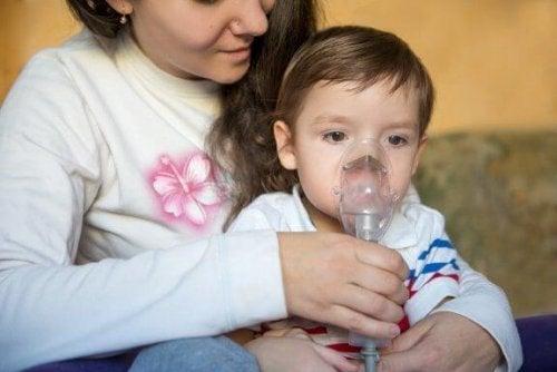 子供がゼーゼー息を切らせたら?:症状と対処法