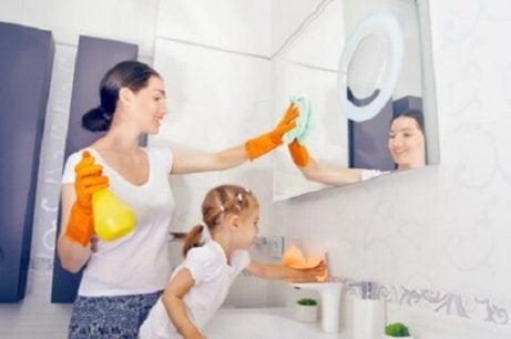 家をきれいに保つコツ:まずは掃除作業の整理をしよう!