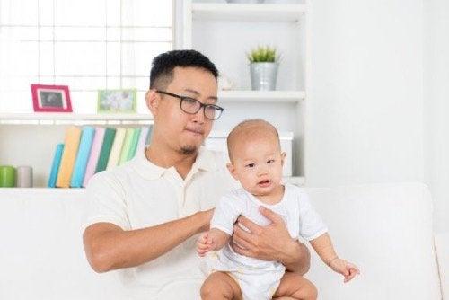乳児の胃食道逆流症について
