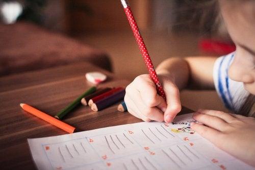 子どもの「筆記」を上達させる楽しい練習をご紹介!