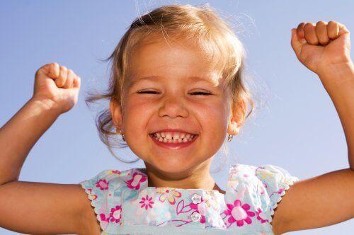 幸せな子ども 楽観的な子ども テクニック  習慣