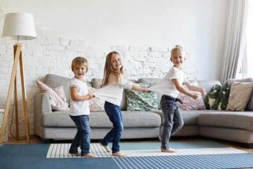 生まれた順番が子どもの性格に与える影響:それってホント?